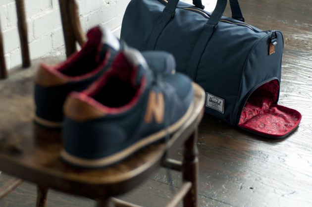 Herschel x Supply Co x New Balance 1