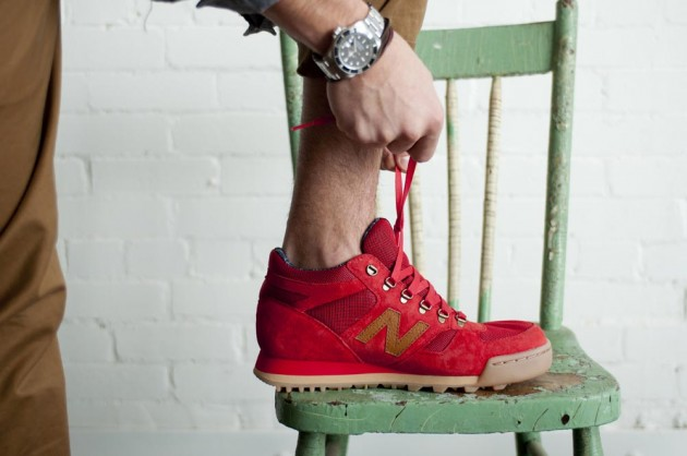 Herschel x Supply Co x New Balance 12