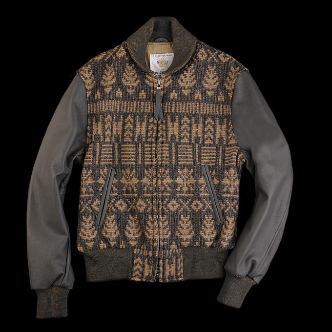 Pengrove Varsity Jacket 1