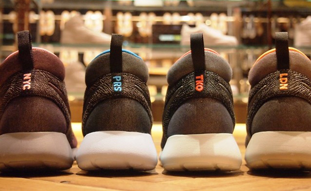 Nike Roshe Run City Pack 7