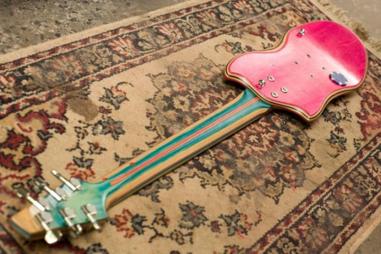 Skate Guitar 5