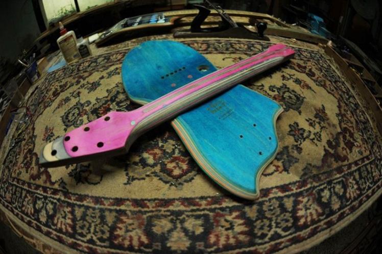 Skate Guitar 6
