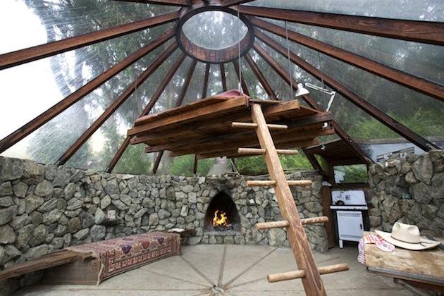 Big Sur Yurt 1