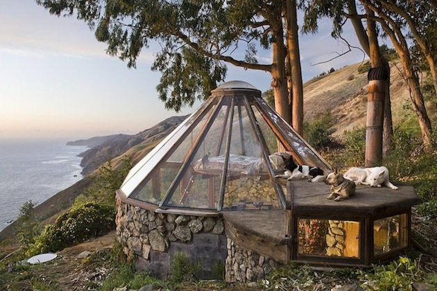 Big Sur Yurt 2