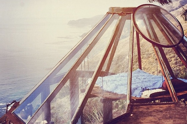 Big Sur Yurt 4