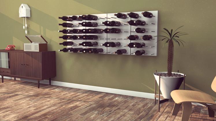 Wine Rack 4