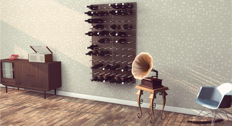 Wine Rack 6