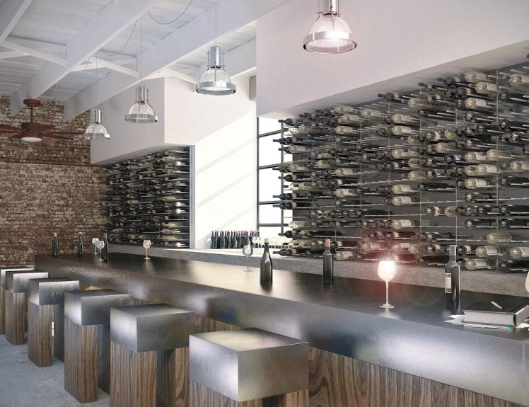 Wine Rack 8