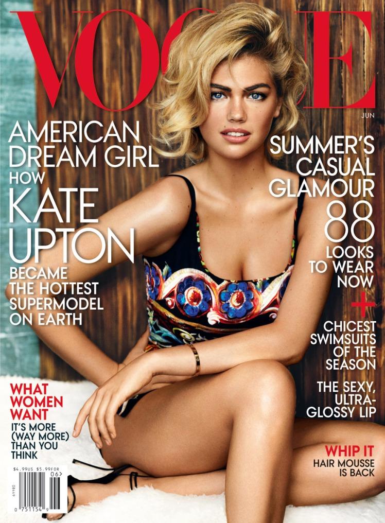 Kate Upton Vogue 1