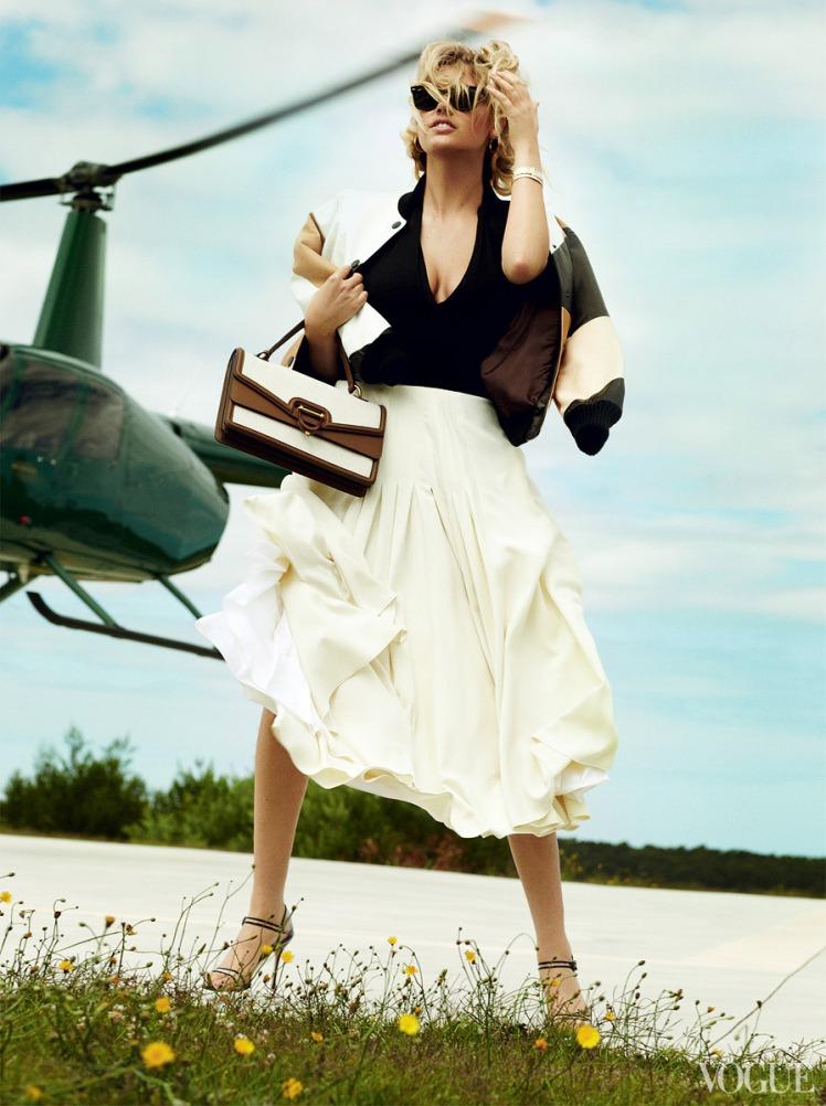 Kate Upton Vogue 3