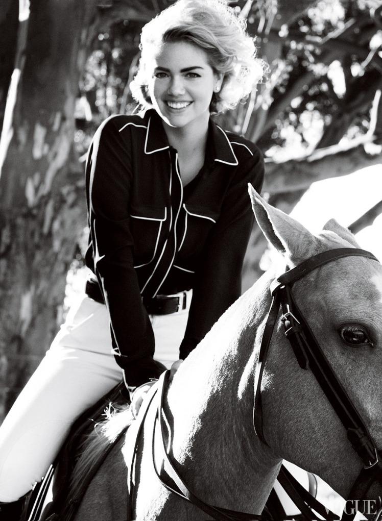 Kate Upton Vogue 5