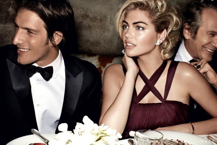 Kate Upton Vogue 7