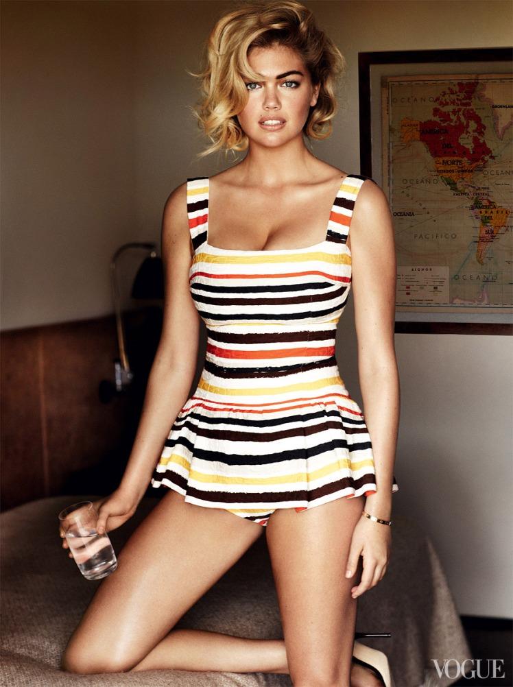 Kate Upton Vogue 8