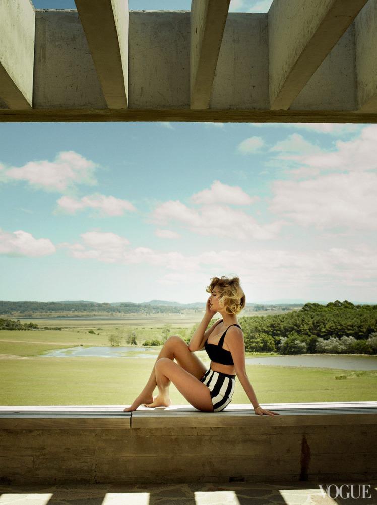 Kate Upton Vogue 9