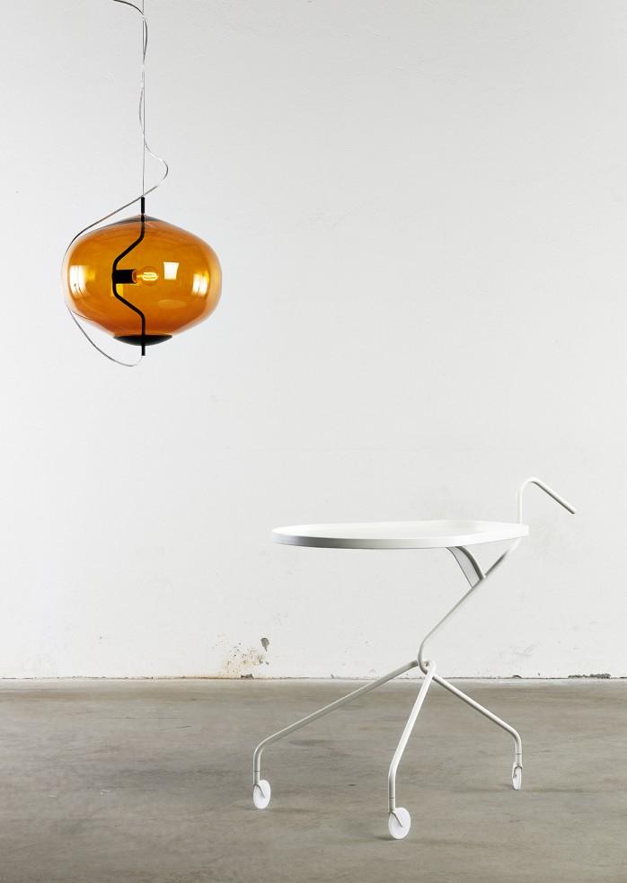 Fondue Lamp 4