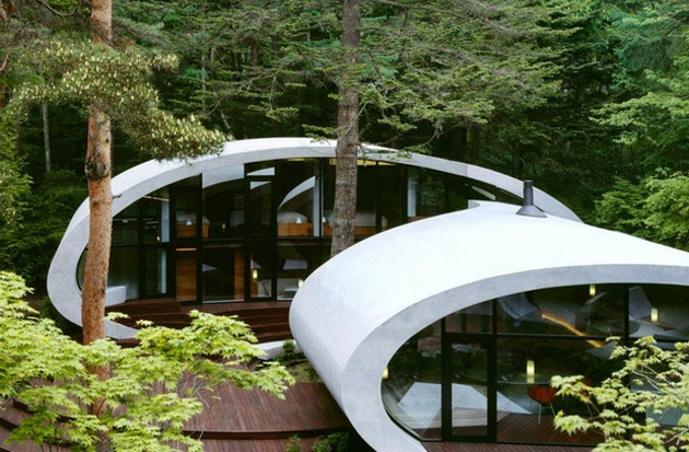 Shell Villa 2