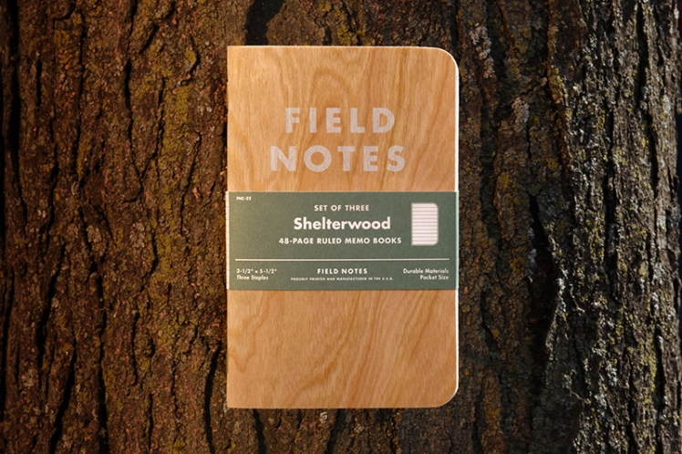 Field Notes %22Shelterwood%22