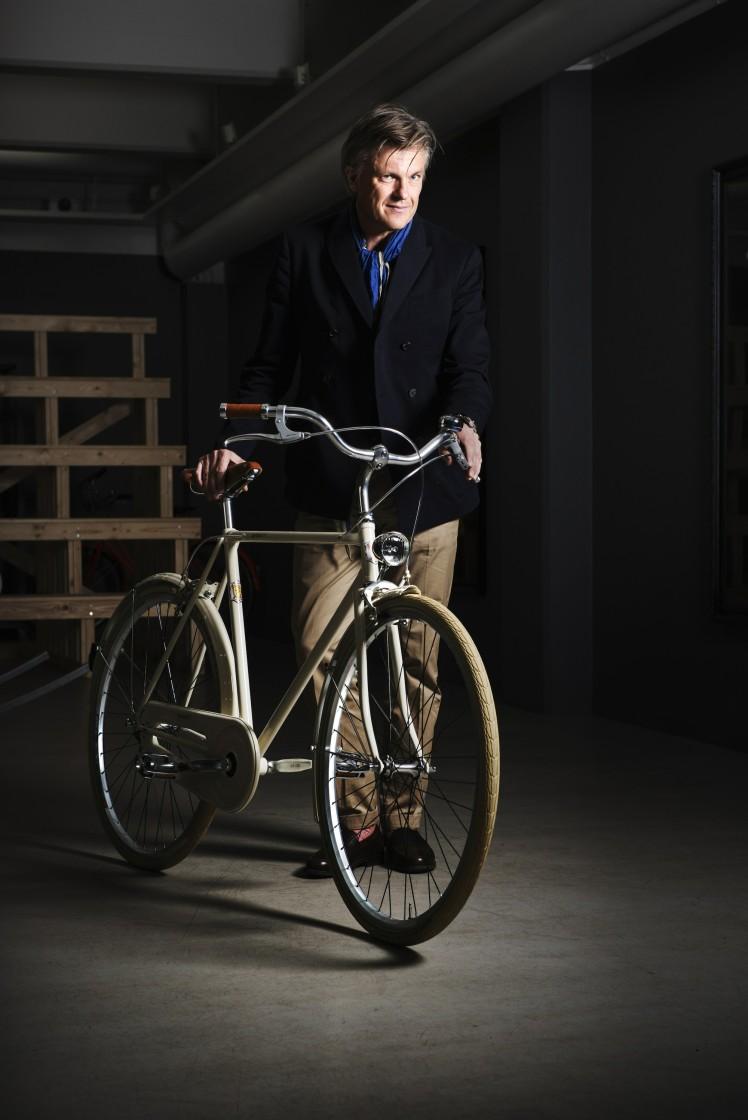 Rossignoli Garibaldi Bike 6