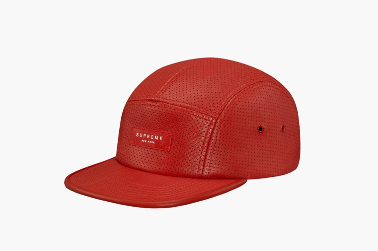 Supreme Leather Hat 1