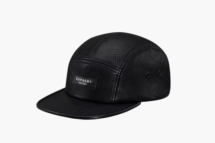 Supreme Leather Hat 2