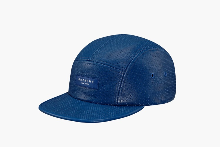 Supreme Leather Hat 4