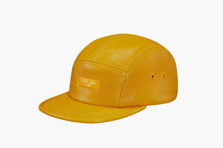 Supreme Leather Hat 5