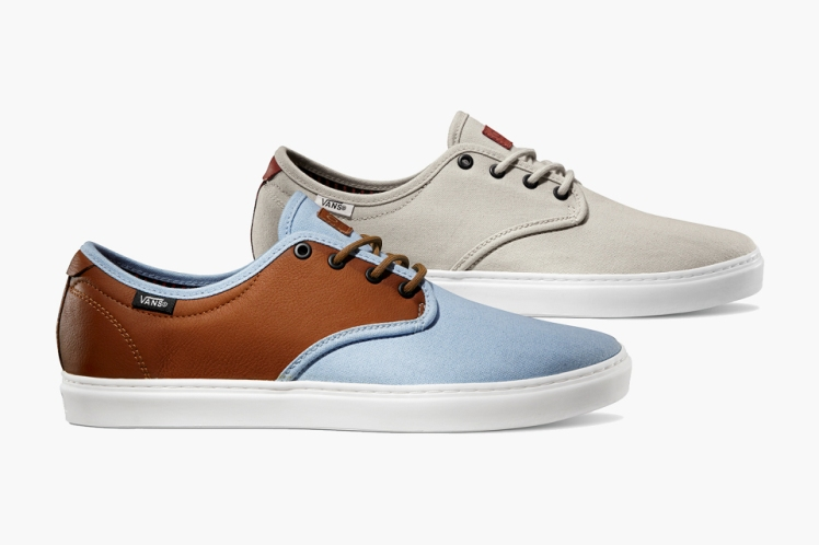 "Vans OTW Summer 2014 Ludlow ""Oxford"" Pack 1"