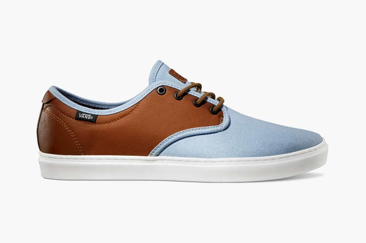 "Vans OTW Summer 2014 Ludlow ""Oxford"" Pack 2"
