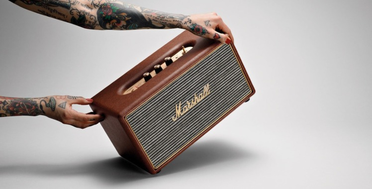 Marshall Stanmore Brown 2