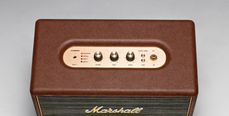 Marshall Stanmore Brown 3
