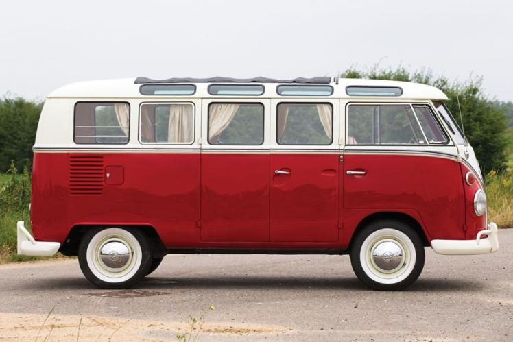'65 VW Micro Bus 2