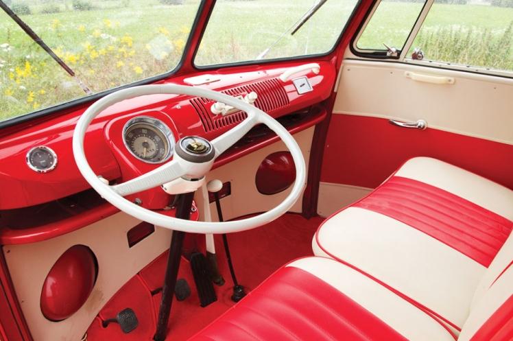'65 VW Micro Bus 3