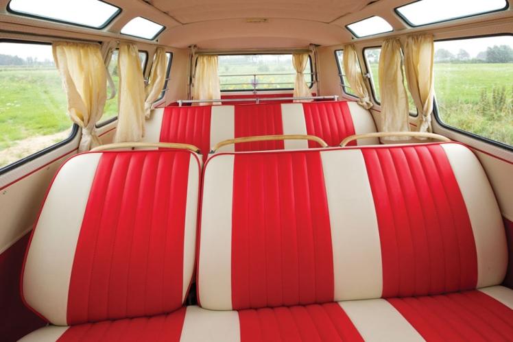 '65 VW Micro Bus 4