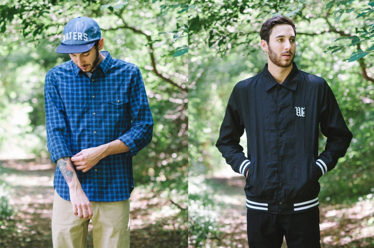Waters & Army Fall 2014 Lookbook 6