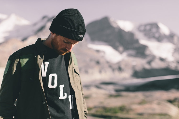 Raised by Wolves Fall:Winter 2014 - 2