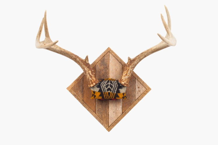 Benny Gold x Pendleton x Faraway Lovely Antlers 1