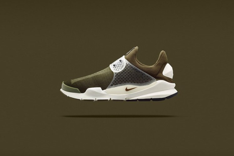 fragment design x Nike Sock Dart 1