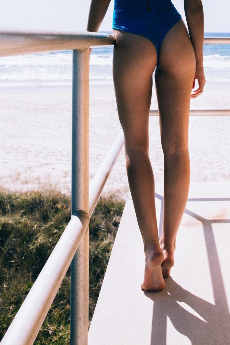 Zoe Cross Bikini 5