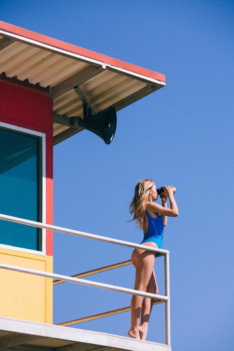 Zoe Cross Bikini 9