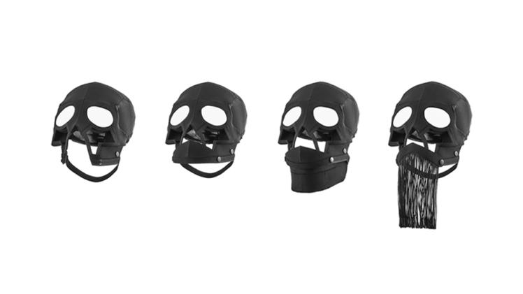 Death Veil Mask (v.002) 6