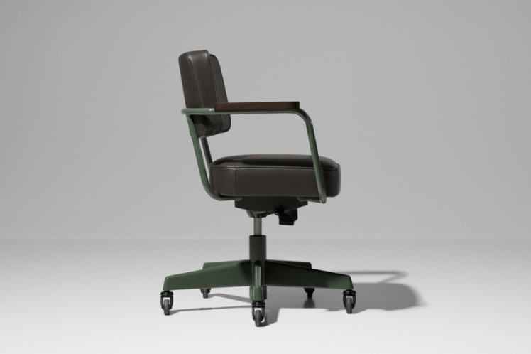 "G-Star RAW x Vitra ""Prouvé RAW Office Edition"" 6"