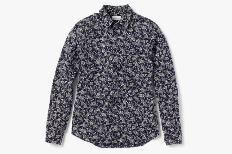 Hentsch Man Kimono Shirt 10