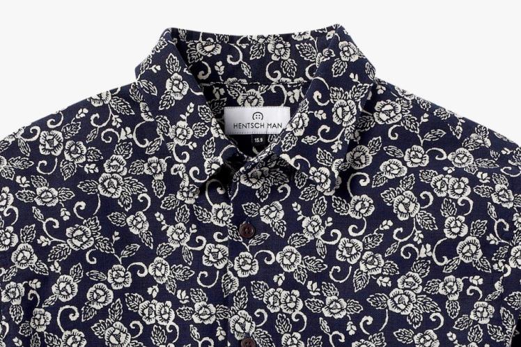 Hentsch Man Kimono Shirt 11