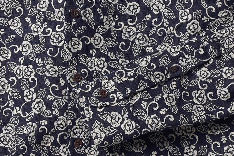 Hentsch Man Kimono Shirt 12
