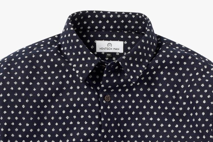 Hentsch Man Kimono Shirt 2