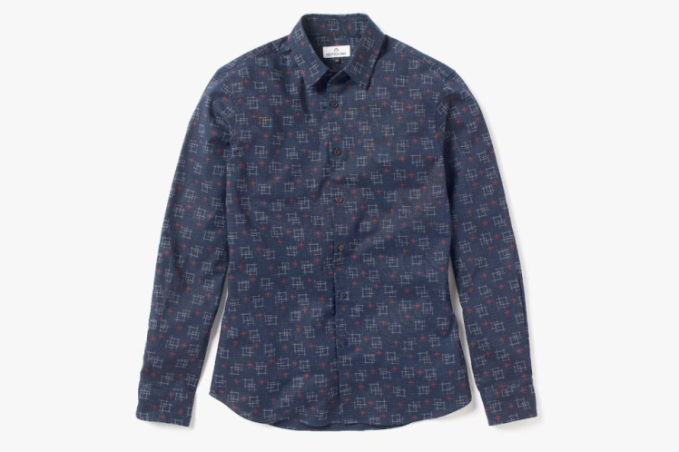 Hentsch Man Kimono Shirt 4