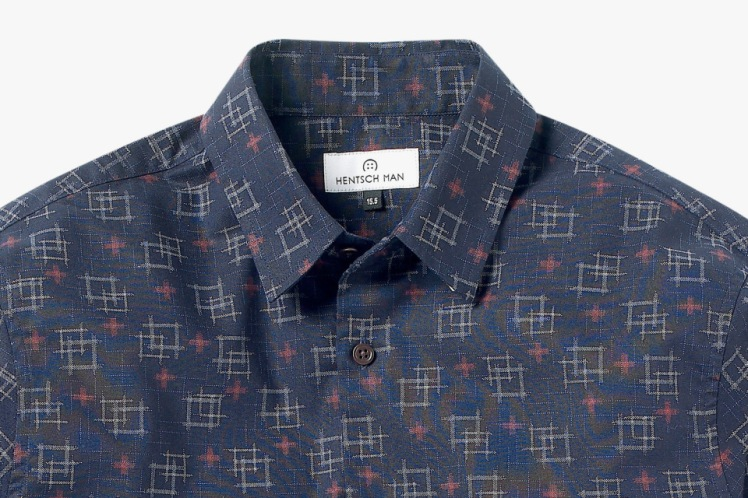 Hentsch Man Kimono Shirt 5