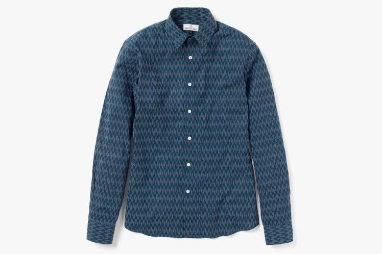 Hentsch Man Kimono Shirt 7