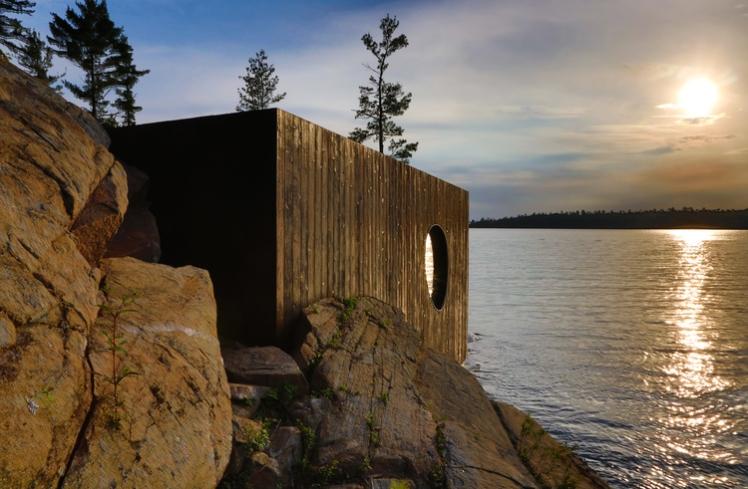 Grotto Sauna 2