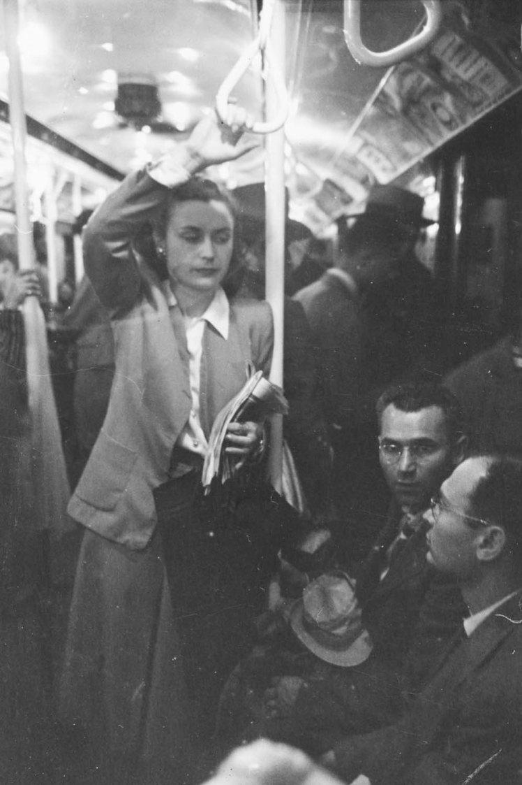 NY Subway Kubrick 10